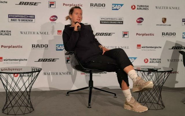 Victoria Azarenka: Over the previous few months I learned more about myself than in my whole life