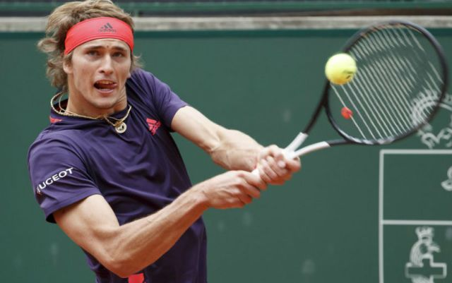 Alexander Zverev won the title in the tournament in Geneva