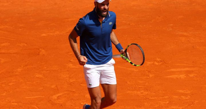 Benoit Paire: Now I want to perform successfully in Paris