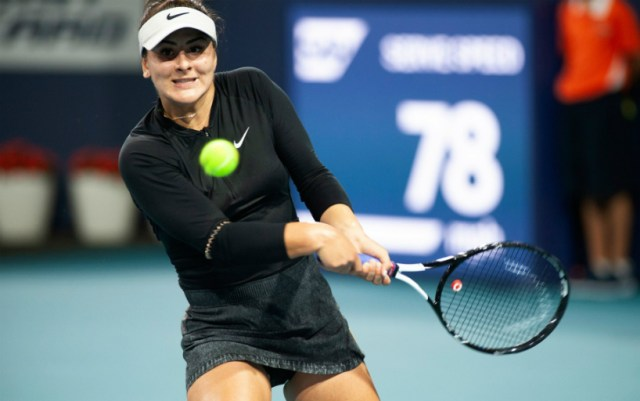 Bianca Andreescu and John Isner will not play in a tournament in Madrid