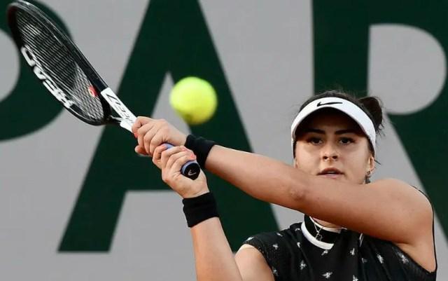 Bianca Andreescu: Spent not the best match