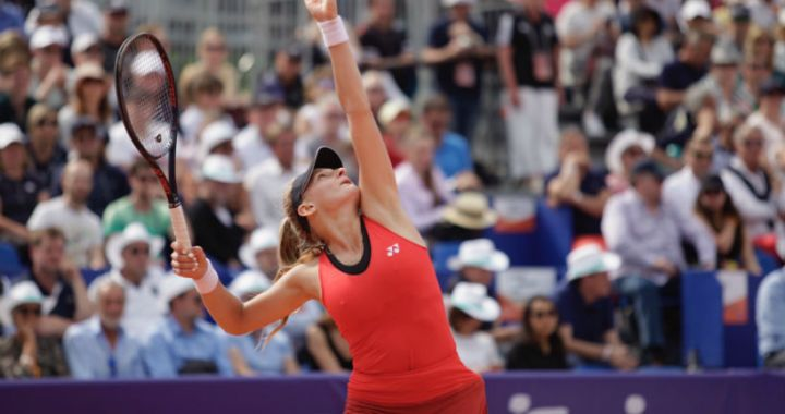 Dayana Yastremska: I am overwhelmed with emotions