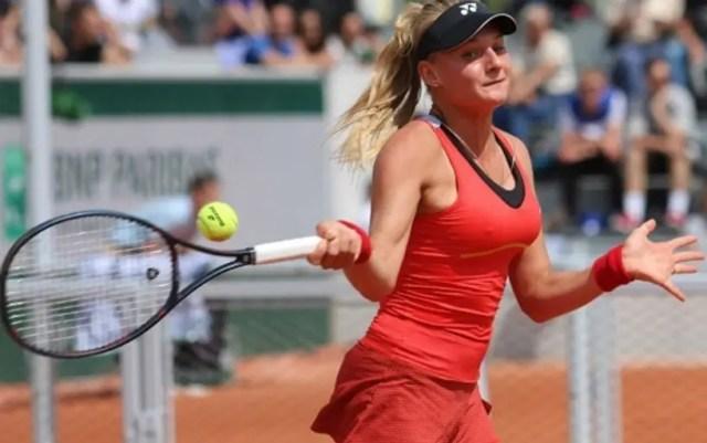 Dayana Yastremska: I just had no emotions at Roland Garros