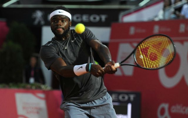 Francis Tiafoe: It was very bad at the tiebreaker