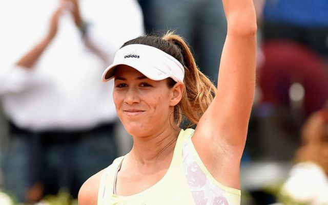 "Garbine Muguruza became a participant of the second round of ""Premiere"" in Rome"
