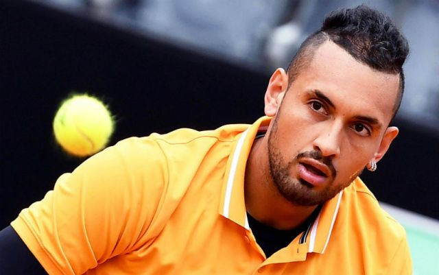 Nick Kyrgios withdrew from Roland Garros