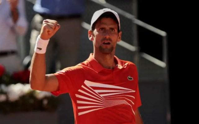 Novak Djokovic: Federer – the most famous name of world tennis
