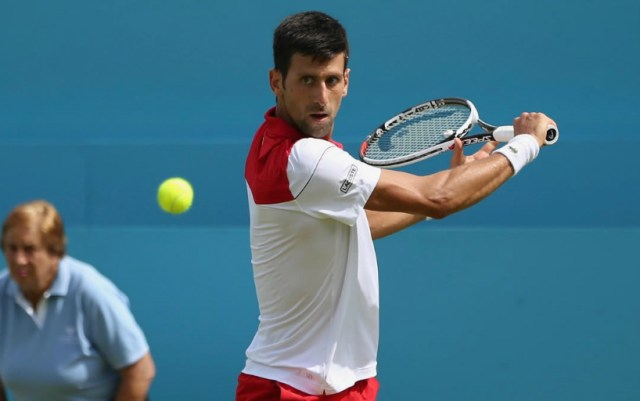 """Novak Djokovic with a victory started on the """"Masters"""" in Madrid"""