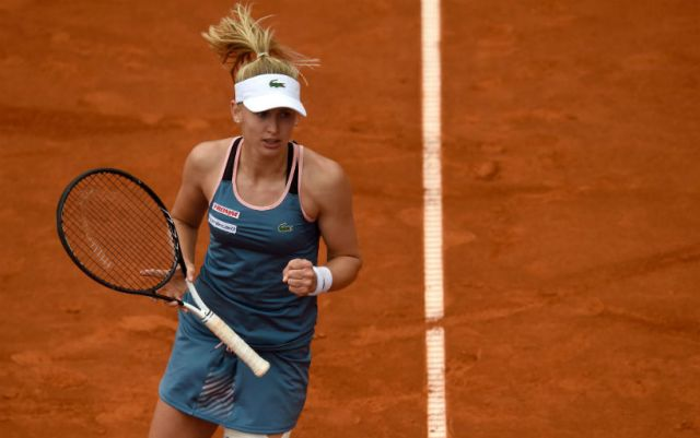 Prague. Jil Teichmann will play with Karolina Muchova in the final