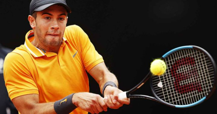 Rome. Borna Coric won a strong-willed victory over Felix Auger