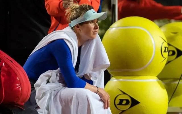 Rome. Elina Svitolina defeated by Victoria Azarenka