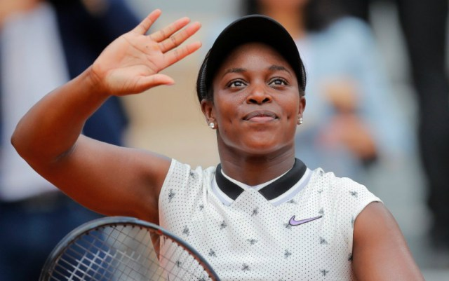 Sloane Stephens: It's hard to be away from home all the time