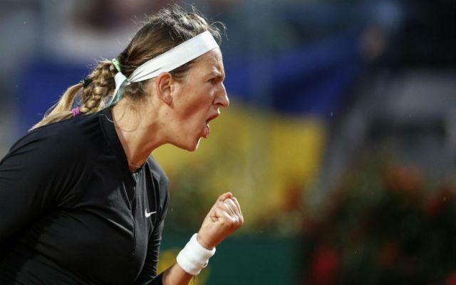 Victoria Azarenka: The fight with Svitolina was very dramatic