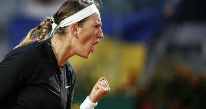 Victoria Azarenka: The fight with Svitolina was very dramatic