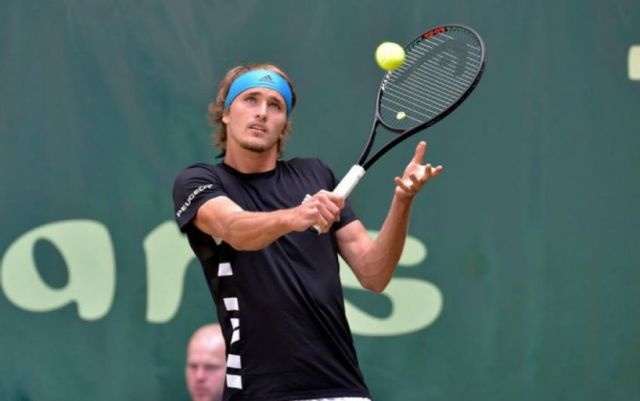 Alexander Zverev: Knee hurts a lot less than a couple of days ago