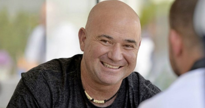 Andre Agassi: I hope Steffi will not leave me