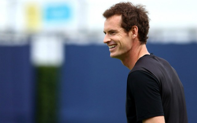 Andy Murray: My main goal is to go back to playing alone.