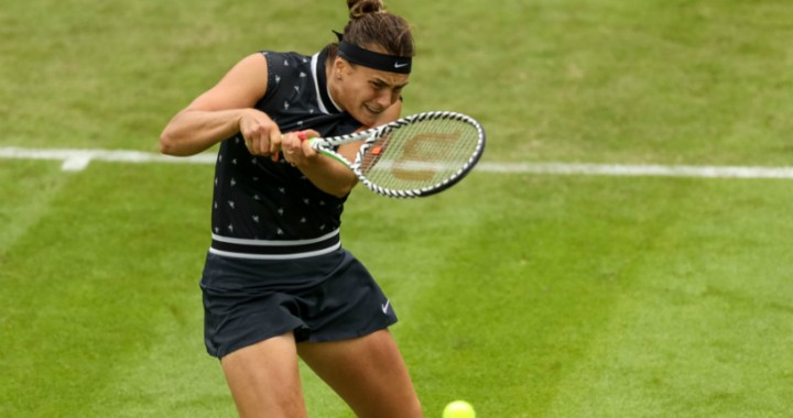 Aryna Sabalenka: This victory was extremely important