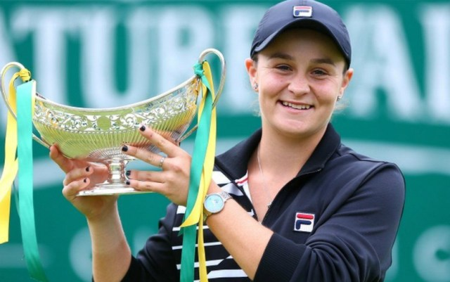 Ashleigh Barty: It's hard to imagine a better opponent for the final