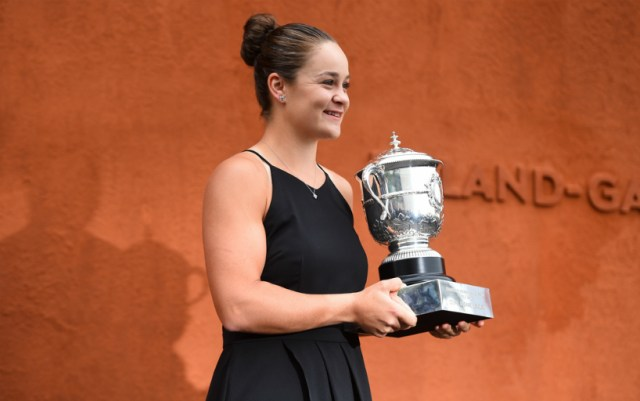 Ashleigh Barty: Now we have a holiday, but then everything will start again