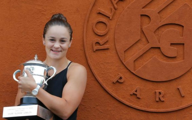 Ashleigh Barty: Rest and I will set new goals