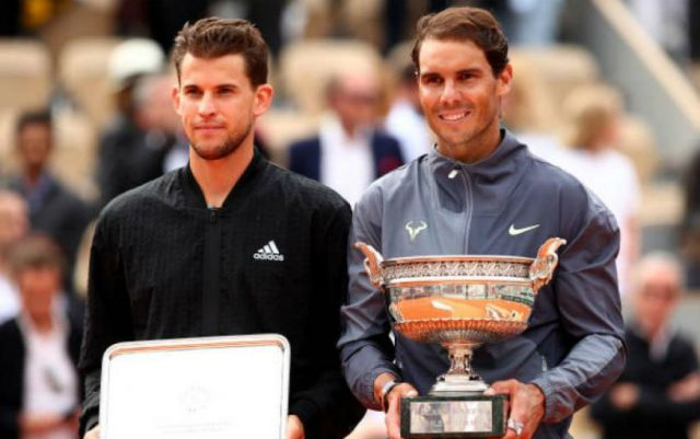 Dominic Thiem: No one can repeat the achievement of Nadal
