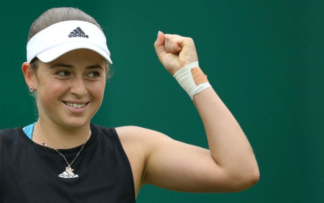 Jelena Ostapenko: I need to regain confidence