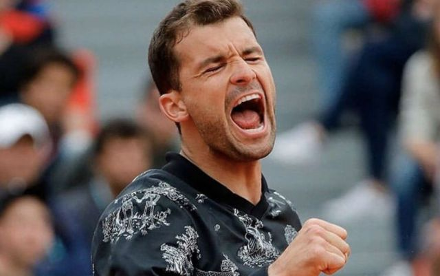 """Grigor Dimitrov: I want to stop calling me """"Baby Federer"""""""