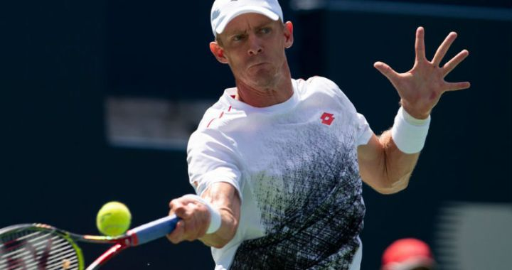 Kevin Anderson completes performance in London