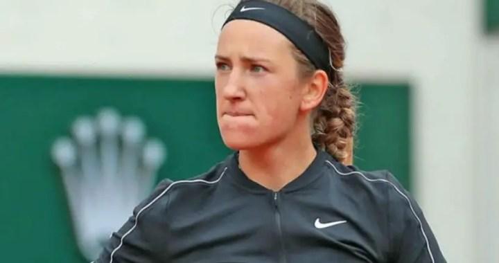 Mallorca Open. Victoria Azarenka lost to Caroline Garcia