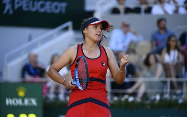 Mallorca. Sofia Kenin became the finalist of the tournament