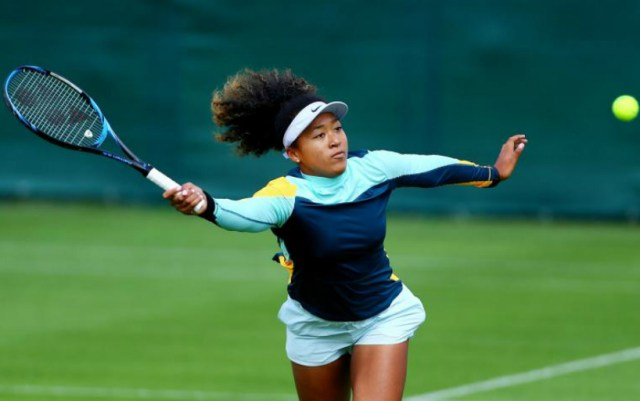 Naomi Osaka: I never felt comfortable on the grass