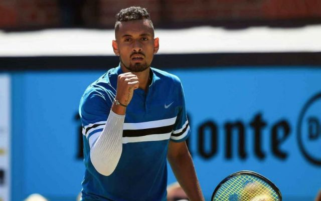 Nick Kyrgios: I don't think about who can win Wimbledon
