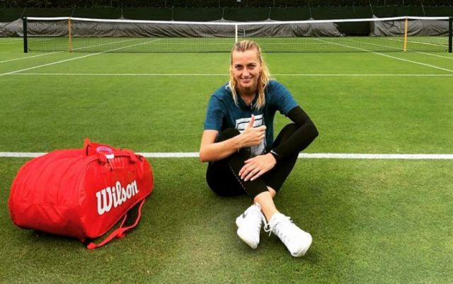 Petra Kvitova: If it hurts me, I will not play