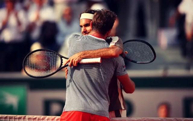 Stan Wawrinka: Satisfied by defeat by Federer