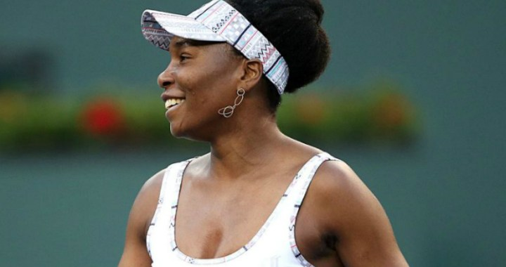 Venus Williams received a wild card for the tournament in Birmingham