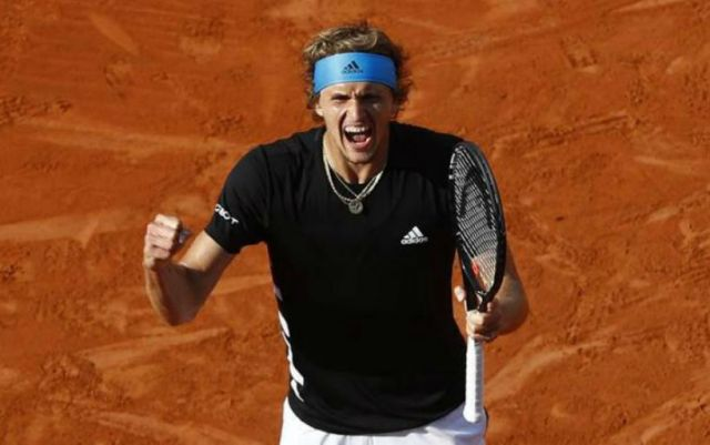 Alexander Zverev will play at competitions in Hamburg