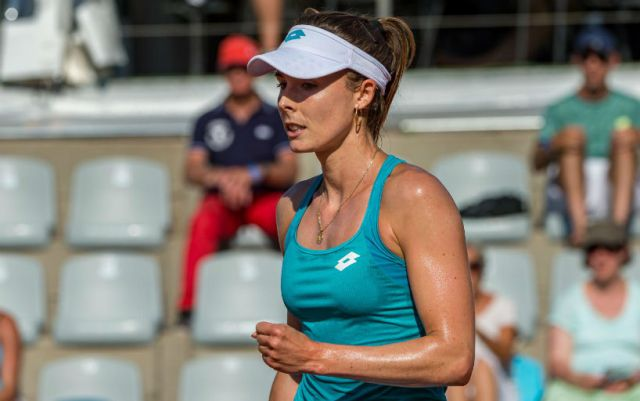 Alize Cornet: Still not thinking about title defense