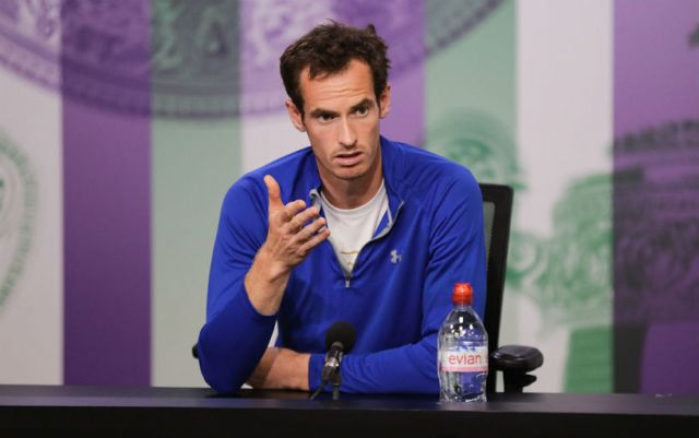 Andy Murray: With Nadal, Kyrgios was on top