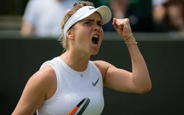 Elina Svitolina: I am glad that I could play without pain