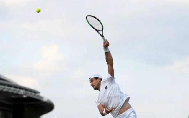 Guido Pella: I don't know if I like tennis