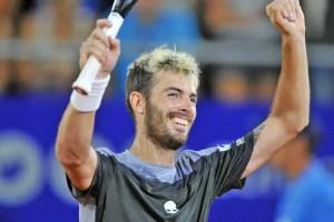 Juan Ignacio Londero reached the final of the tournament in Bostad