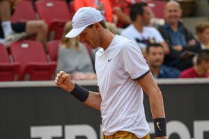 Nicolas Jarry will play in the final of the competition in Bostad