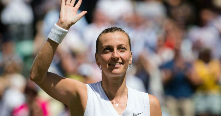 Petra Kvitova: Played exactly as the grass requires
