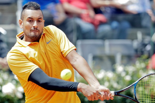 Nick Kyrgios: I love table tennis