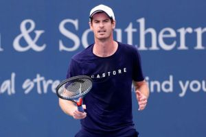 Andy Murray: I just try to play more matches.