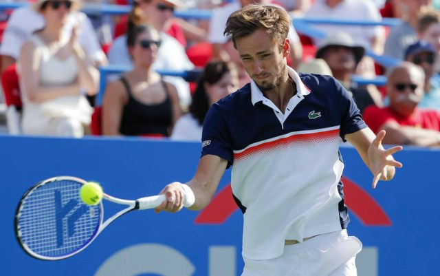 Daniil Medvedev: We know what Kyrgios is capable of when he wants