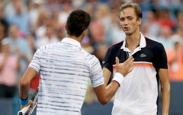 Daniil Medvedev: I don't know how I managed to defeat Djokovic