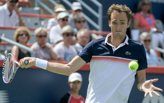 Daniil Medvedev: Thought Thiem would play better