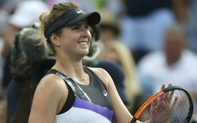 Elina Svitolina: I will try to concentrate on my game.
